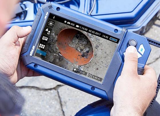 videoispezione e termografia